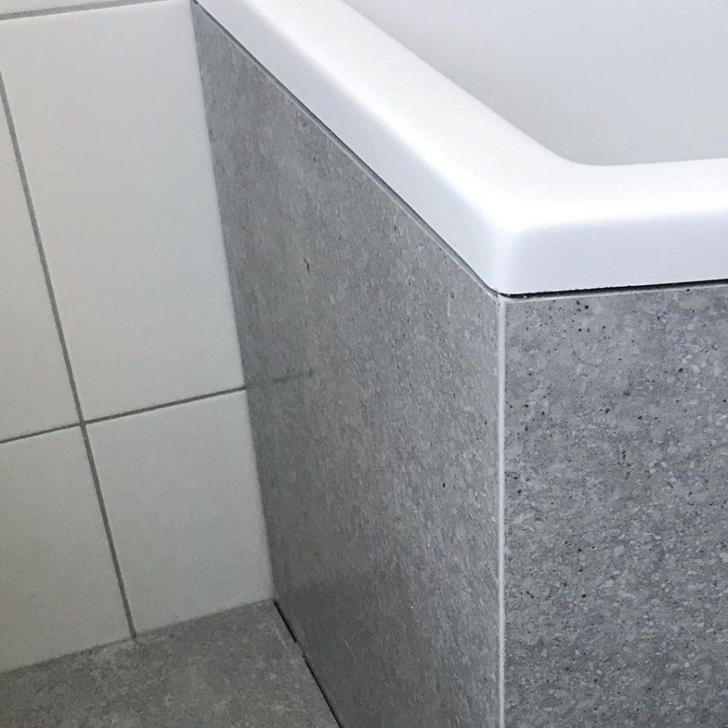 badkamr laten betegelen Eindhoven detail