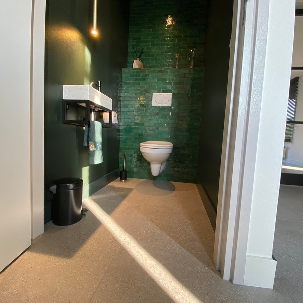 wc laten betegelen door tegelzetter eindhoven